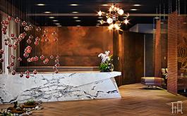 【玥庭國際 X 天境設計】精銳建設 精銳音悅廳接待會所